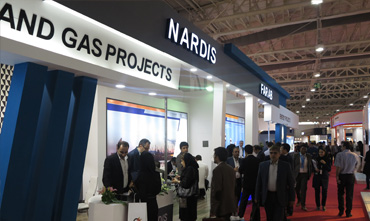 Nardis attended in the 22nd Iran International Oil, Gas, Refining and Petrochemical Exhibition